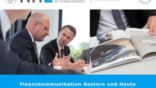 """""""Finanzkommunikation Gestern und Heute – Von Investor Relations bis zur Nicht-Finanziellen Erklärung"""" am 14. Mai 2018 in Leipzig ein voller Erfolg"""